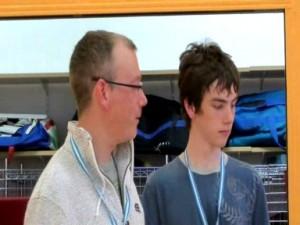Nathan Doherty and Mike McKay.