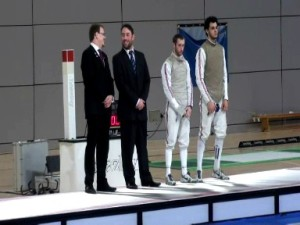 British Champs 2011 Men's Foil Final-1