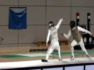 British Champs 2011 Men's Foil Final-9