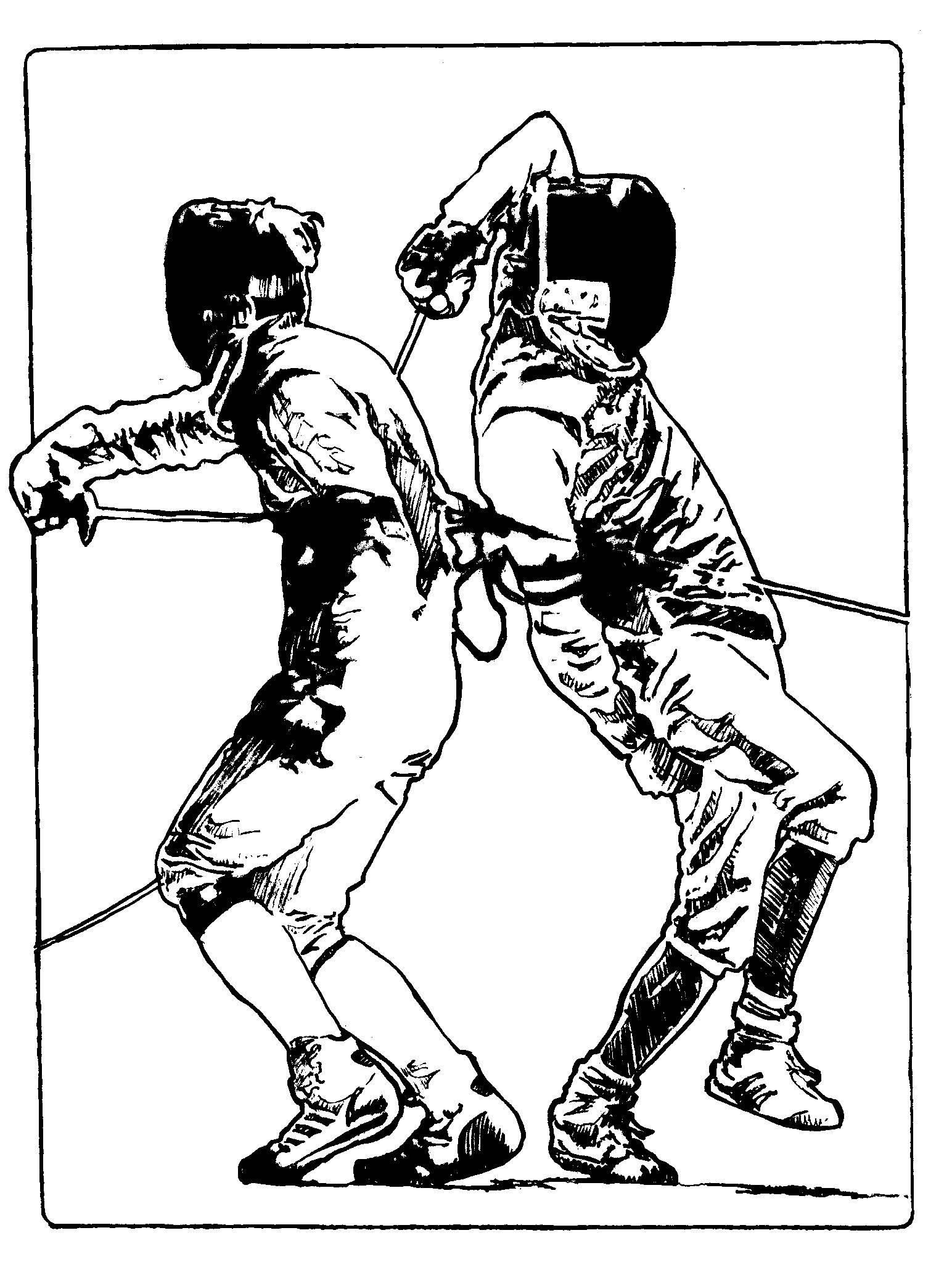 Fencing Equipment 171 Sheffield Buccaneers Fencing Club