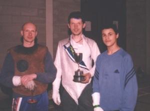 Me, Tim & Yasin