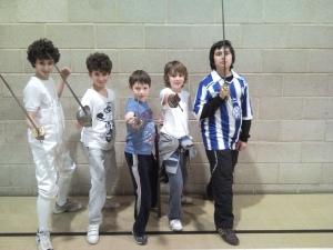 Young Buccaneers